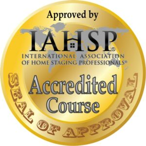 Iahsp Has Roved Home Staging Training Courses For The Industry That Are Accredited By Have Been Evaluated Content To